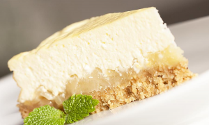 Cheesecake s jablky
